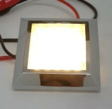 Marine Boat LED Square High Accent Ceiling Light IP44 Waterproof Surface Mount
