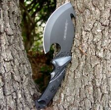 JTEC Hunting SKINNER w/ SHEATH Gut Hook & Saw Hunting Skinning Knife Axe - AN02