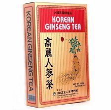 Anti Stress Fatigue Korean Ginseng Extract Ginseng Root Tea 3g x 100bags Health-