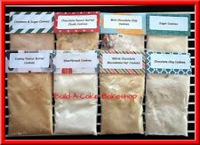 GIRL SCOUT 8 Homemade Cookie Mix Bundle for Girl Scouts Cookie Oven Mix