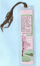 Woven Bookmark Tassel Christian God Jesus Christ Our Lord Spring Christmas Gift