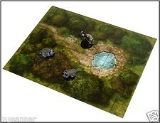 Dungeons & Dragons SACRED SYLVAN POOL Gamemastery D&D Map Tiles - Shrines