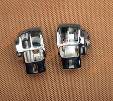 Chrome Switch Housing Cover for Harley Electra Glide FLHTC Road Glide FLHX FLTRX