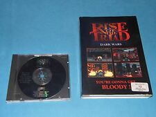 Aumento della Triade OSCURA Wars-Big Box-RARO VER. > GIOCO PER PC CD-ROM * 1994