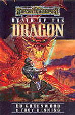 Death of the Dragon by Greenwood (Hardback, 2000)