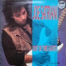 JOE SATRIANI Not Of This Earth LP Food For Thought GRUB7 1986 Excellent