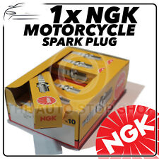 1x NGK Spark Plug for KYMCO 125cc Super 8 125 (4-Stroke) Ø10mm Plug  No.4549