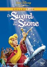 The Sword In The Stone [ DVD ] Region 4, NEW & SEALED...8317