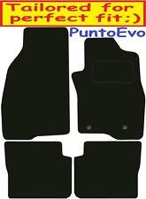 FIAT PUNTO EVO SU MISURA tappetini AUTO ** Qualità Deluxe ** 2015 2014 2013 2012 2011 2