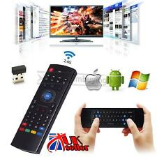 2.4GHz Wireless Keyboard Remote Qwerty Fly Air Mouse for Android TV Box XBMC M8