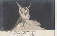 BF33715 roma museo borghese amore e piscine   sculpture art front/back image