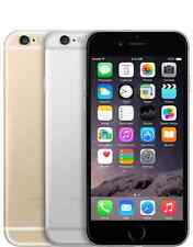 Apple iPhone 6 - 64GB (Factory Unlocked) Smartphone - Gold Silver Gray