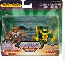 Mini MOTU BA He-Man and Mer-Man 2-Pack Masters of the Universe Classics  NEU&OVP