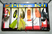 Colorful MEPPS World's #1 Lure DRESSED PIKER KILLER KIT In The Original Box