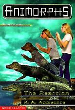 The Reaction (Animorphs, No 12)