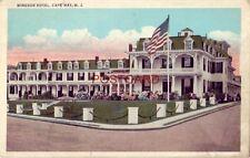 WINDSOR HOTEL, CAPE MAY, N. J.