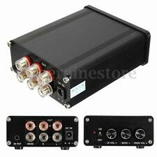 NE5532 TPA3116 2*50W+100W HiFi Digital Power Amplifier Board AMP Receiver 3300UF