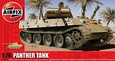 Airfix Models 1/76 WWII German Panther Tank