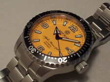 DEEP BLUE ALPHA MARINE 500 AUTOMATIC, FULL LUME DIAL, 45 MM, SAPPHIRE CRYSTAL