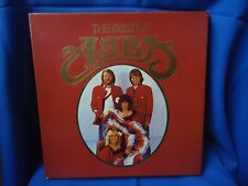 THE BEST OF ABBA BOX READER'S DIGEST RARE PORTUGAL 4 LP 'S RED BOX 33