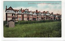 QUEENSBERRY TERRACE, CUMMERTREES near ANNAN: Dumfriesshire postcard (C16703)