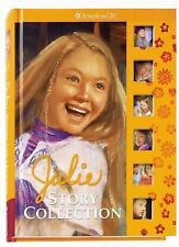 New American Girl Julie Story Collection Hardcover Book
