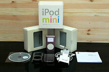 Collector Apple iPod Mini 1st Generation Rosa 4Gb +Original Box Vintage A1051