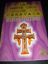 LA SANTA CRUZ DE CARAVACA TESORO DE ORACION libro enigmatico