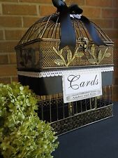 Birdcage Card Holder, Wedding Card Holder, Wedding Card Box, Wedding Supplies