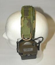 Cover Headset Hearing Protection Peltor ComTac MSA Sordin Crye Multicam Tropic