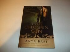 The Chosen Sin by Anya Bast SC new