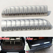 For 2014 Range Rover Sport Rear Scuff Plate Door Sill Insert Trim Protect Cover