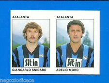 CALCIO FLASH '84 Lampo - Figurina-Sticker n. 316 - SNIDARO-MORO -ATALANTA-New