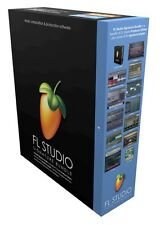 IMAGE LINE FL STUDIO 12 SIGNATURE BUNDLE FULL BOXED RETAIL NEW