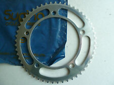 """NOS Sugino Mighty Competition road chainring 52 t, 151 bcd, 3/32"""""""