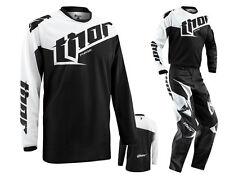 Thor Phase MX Shirt S15 TILT schwarz Enduro Quad Motocross Jersey Gr. M