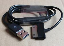 USB to 30pin Charger Data Cable for Samsung Galaxy Tab 10.1 P1000 P7500 P7510 1M