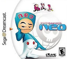 Super Magnetic Neo, (Dreamcast)