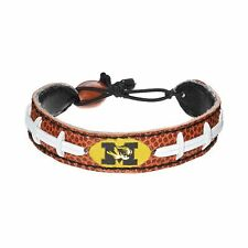 NCAA Missouri Tigers Football Wristband
