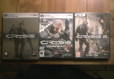 CRYSIS: Special Edition + Warhead + CRYSIS 2: Limited Edition**********