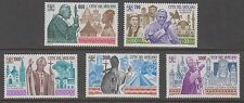 Vatican Stamps 1994 Travels of Pope John Paul II Complete set , Mint NH