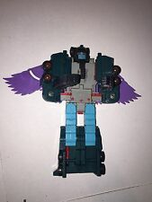 G1 Transformers Doubledealer Powermaster  Hasbro 1987 Action Figure