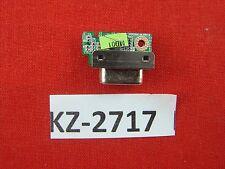 IBM Lenovo x100e Type 3508-2dg VGA placa board módulo #kz-2717
