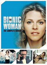The Bionic Woman:The Complete Series (DVD,14-Disc Set,Seasons 1-3) NEW 1 2 3