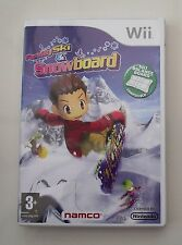 FAMILY SKI AND SNOWBOARD WII PAL