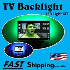 TV light accent LED digital lighting back drop / behind TV light KIT - trend