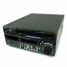 SONY Digital Video Cassette Recorder Betacam DVW-M2000 *34,240 Operation Hours