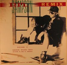 P.M. Sampson - How I Miss You So 1990 Remix Maxi