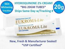 Strong Hydroquinone Cream! Amazing Skin Whitening Anti-Melasma Hyperpigmentation