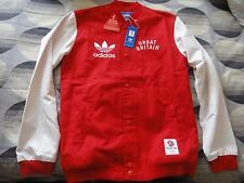 Adidas Originals Team GB Bomber Jacket Size S RARE!!!!
